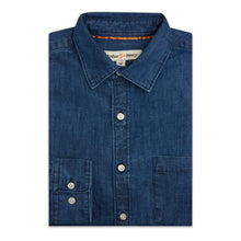 Load image into Gallery viewer, Denim Organic Shirt