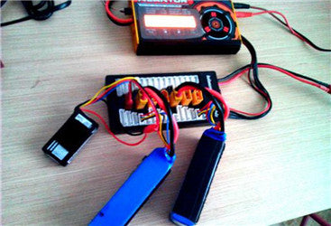 How to charge a RC LiPo battery