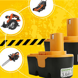 The types of power tool batteries