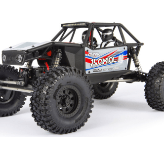 Axial Capra 1/10 4WD 1.9 Unlimited Trail Builders Kit REVIEW