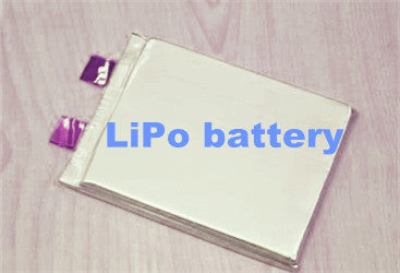 Some basic info about RC lipo battery