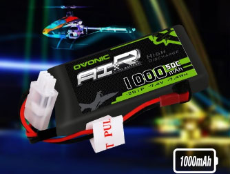 Lipo Battery Pack for RC helicopter