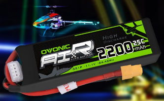 Lipo for Freewing Dynam