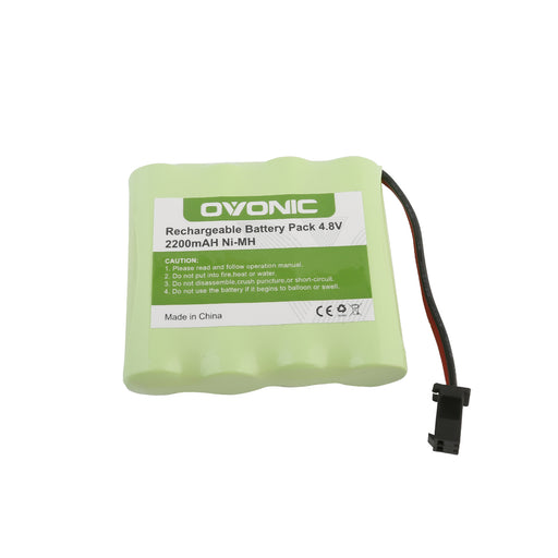 Ovonic  2200mAh 4.8V 4S1P NIMH battery with SM plug for RC Car - Ovonicshop