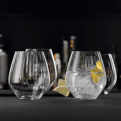 Set 4 Copas Gin Tonic Optic