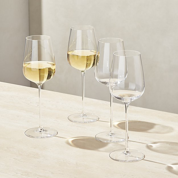 Set 4 Copas Vino Blanco Willsberger