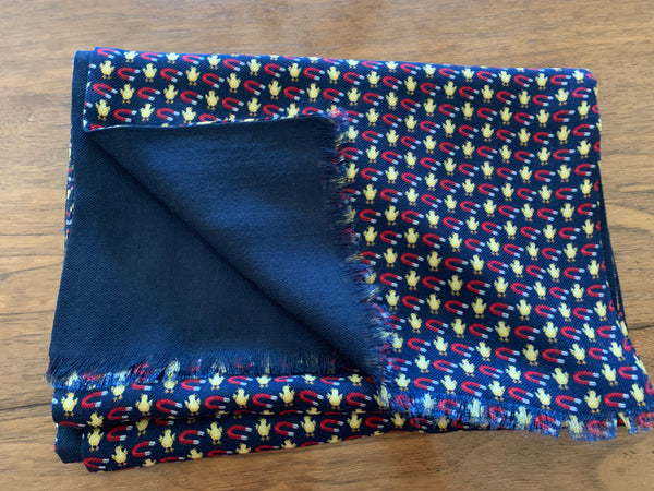 Chick Magnet Italian Wool Scarf