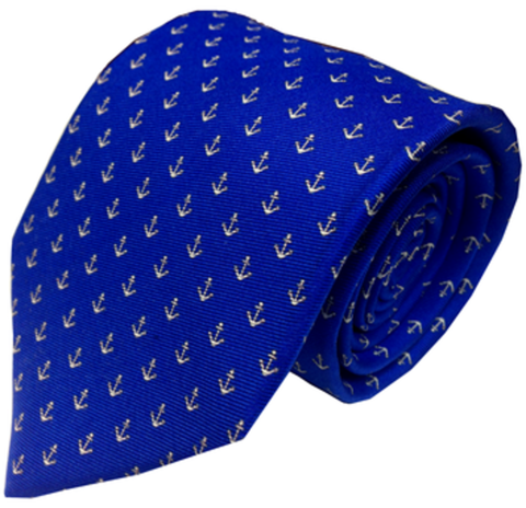The Anchorman (Royal Blue)