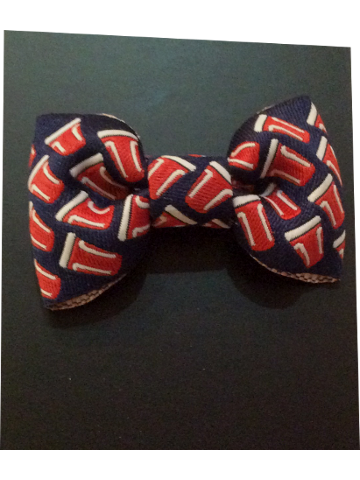 "Bow Tie Lapel ""Flower"""