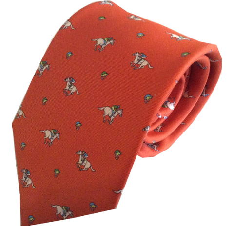 Riding Derby (Orange)