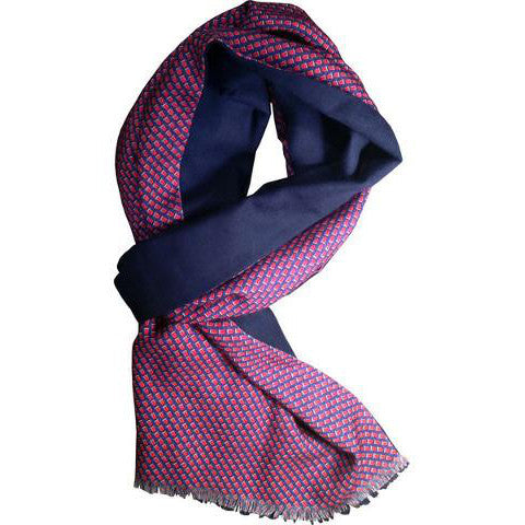 The Mullet: Re-Rack Italian Wool Scarf