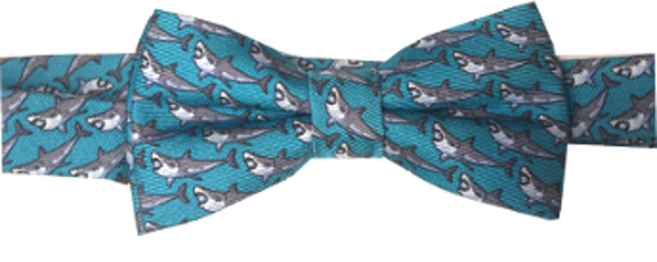 Boys' Shark Week Bow Tie