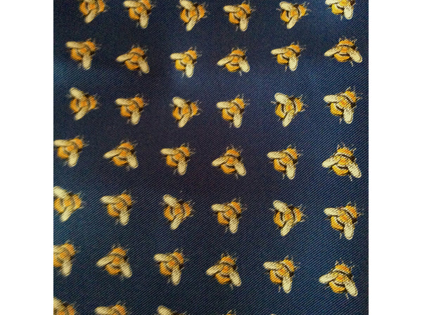 Wasp Silk Scarf