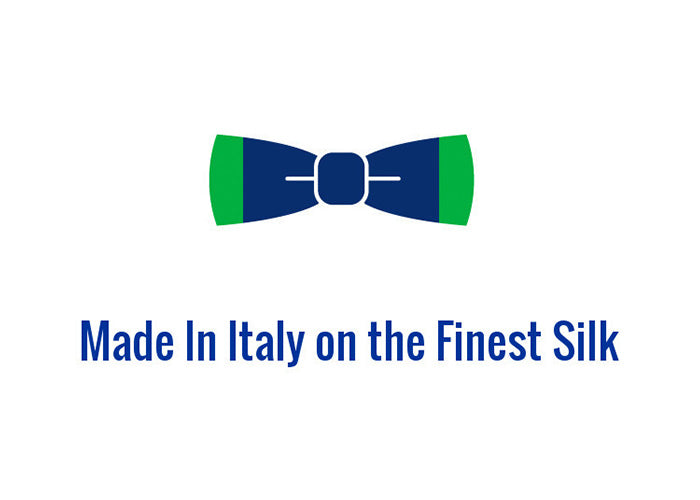 Ties Made in Italy