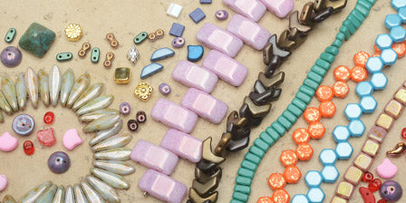Product Guide: Using 2-Hole Beads in Jewelry Making