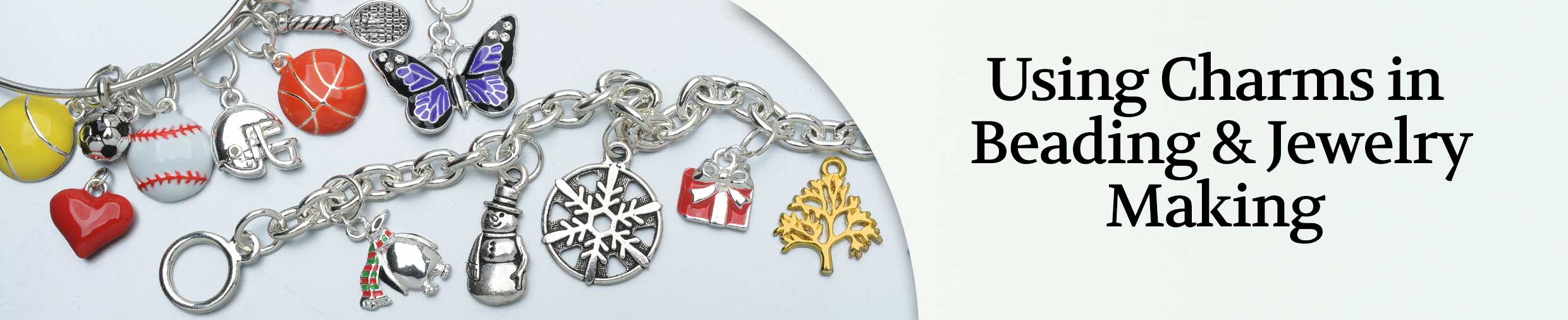 Using Charms in Beading and Jewelry Making