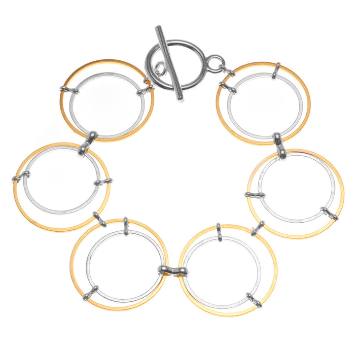 Retired - Mod Circles Bracelet