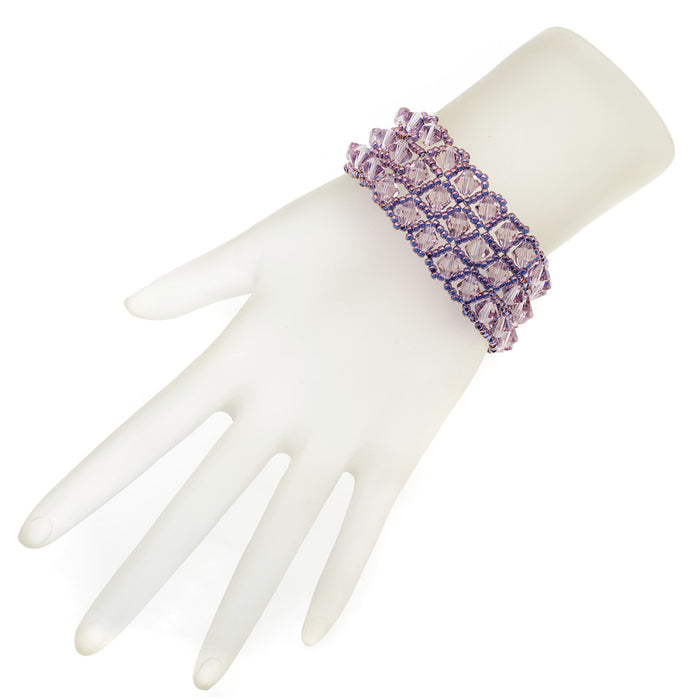 The Radiant Orchid Bracelet