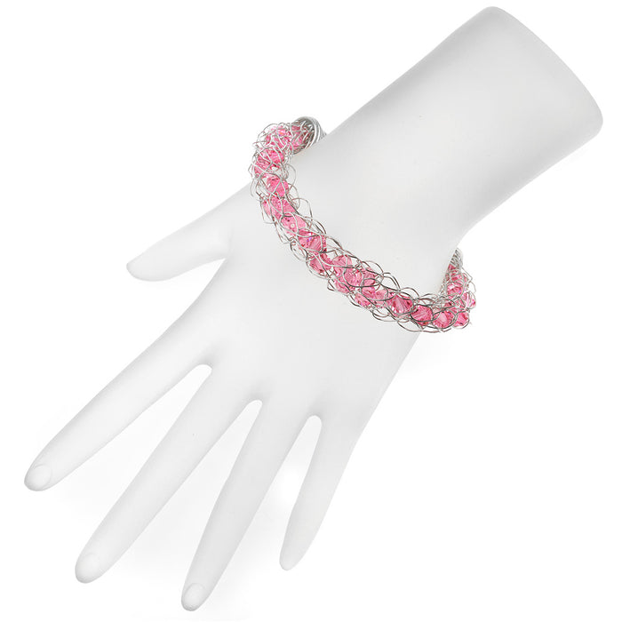 Pretty in Knit Bracelet