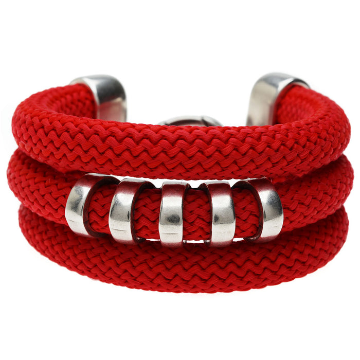 Retired - Perri Bracelet in Red