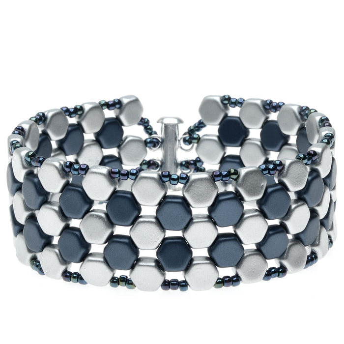 Ms. Bee Bracelet in Blue