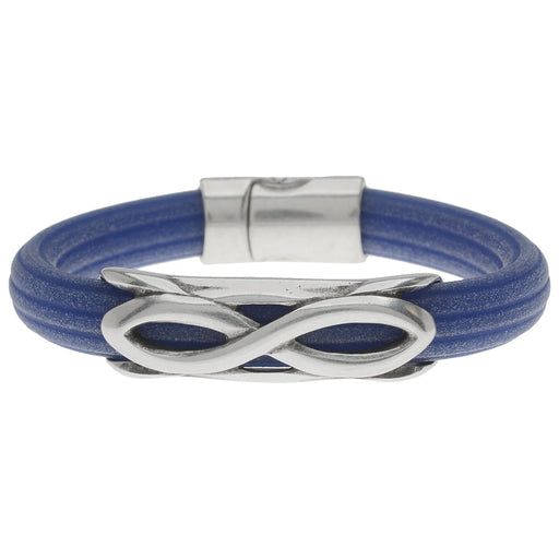 Infinite Blue Regaliz Bracelet