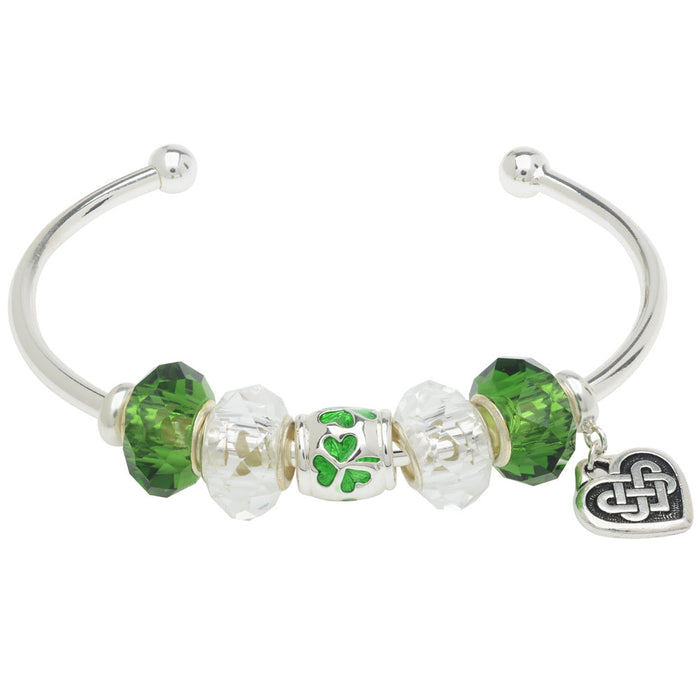 Retired - Lucky Shamrock Bangle