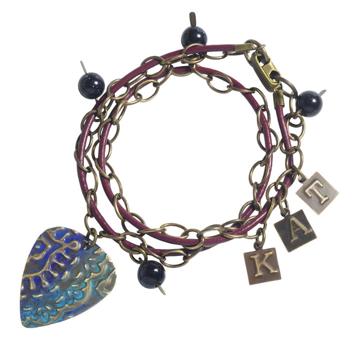 Retired - Headliner Wrap Bracelet
