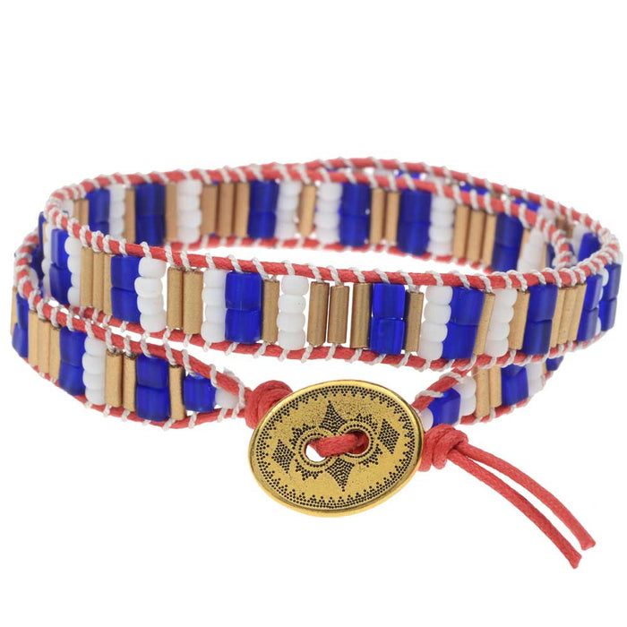 Retired - High Spirits WrapIt Bracelet