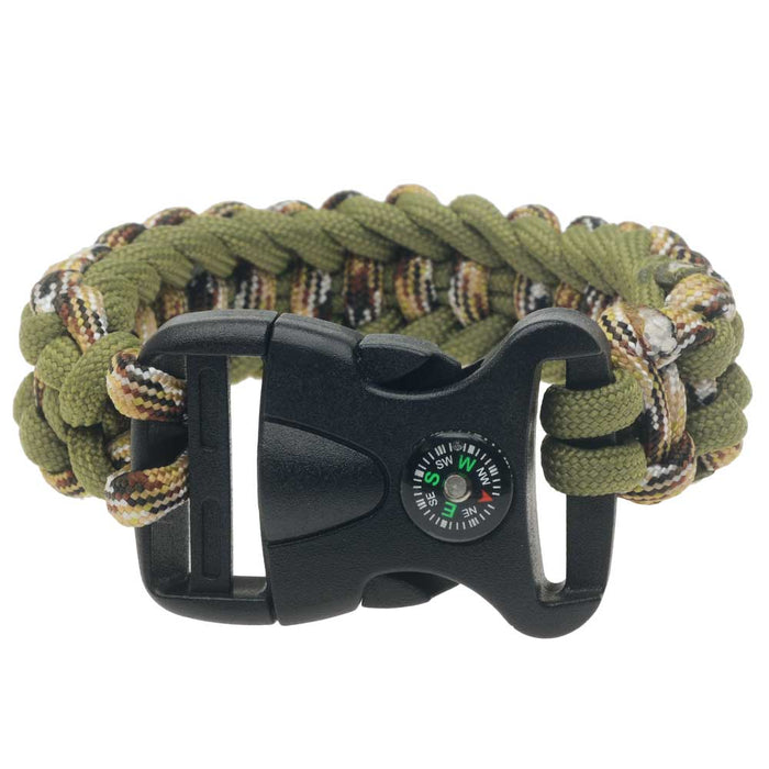 Retired - Out of the Woods Paracord Bracelet