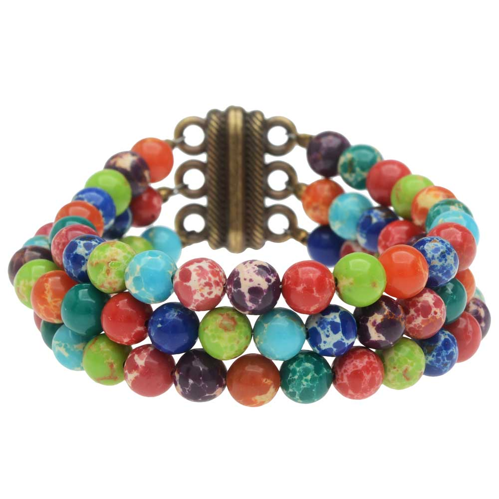 Retired - Island Party Gemstone Bracelet