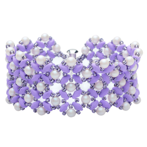 Madison Bracelet in Lavender