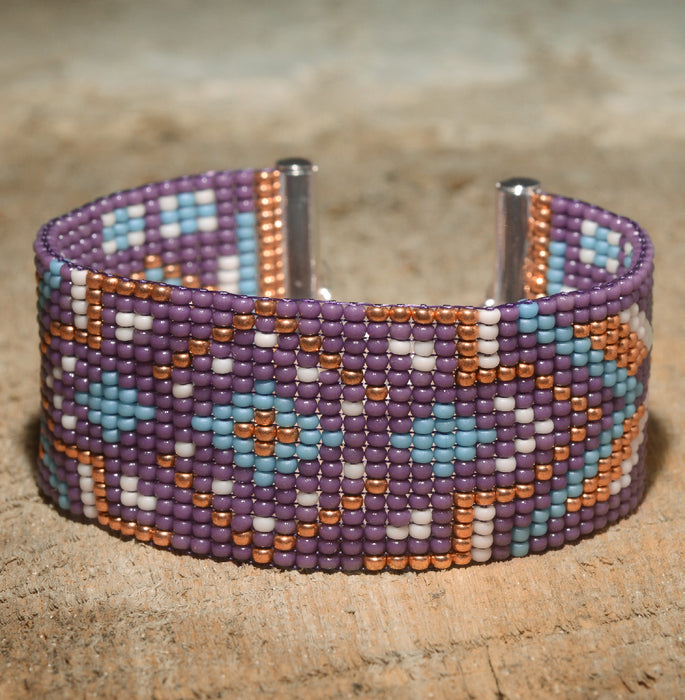 Coastal Sunset Loom Bracelet