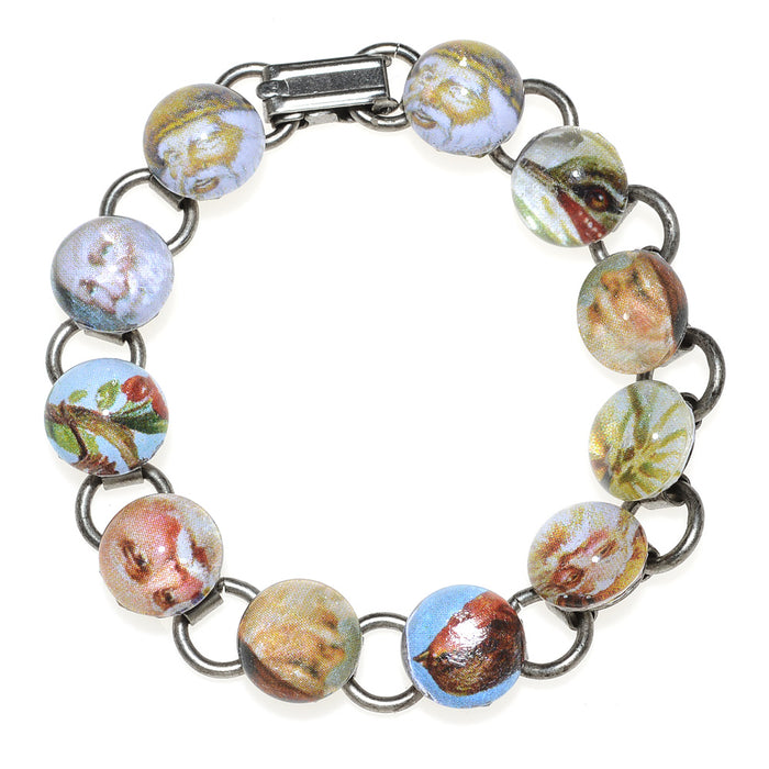 Retired - Santa Claus is Coming to Town Bracelet