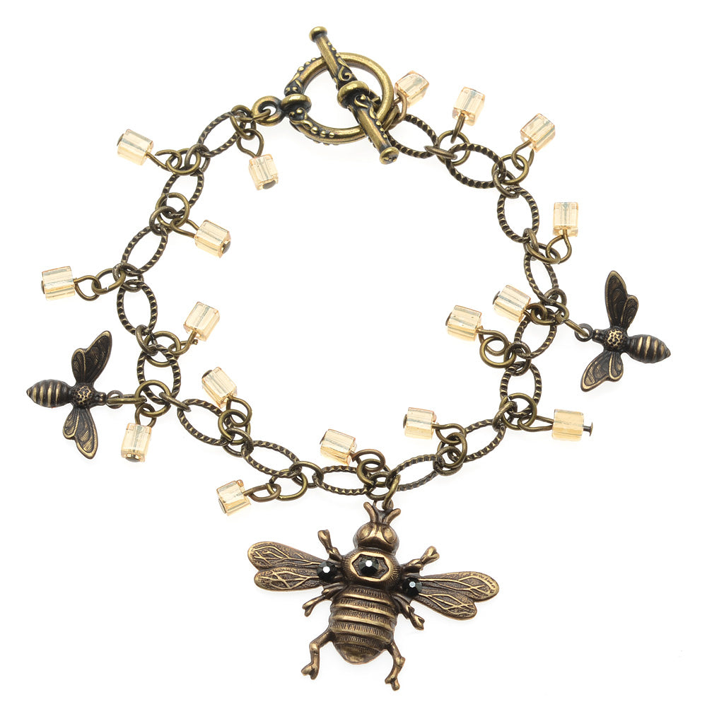 Retired - Bees Knees Bracelet