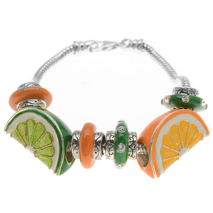 Retired - Citrus Summer Bracelet