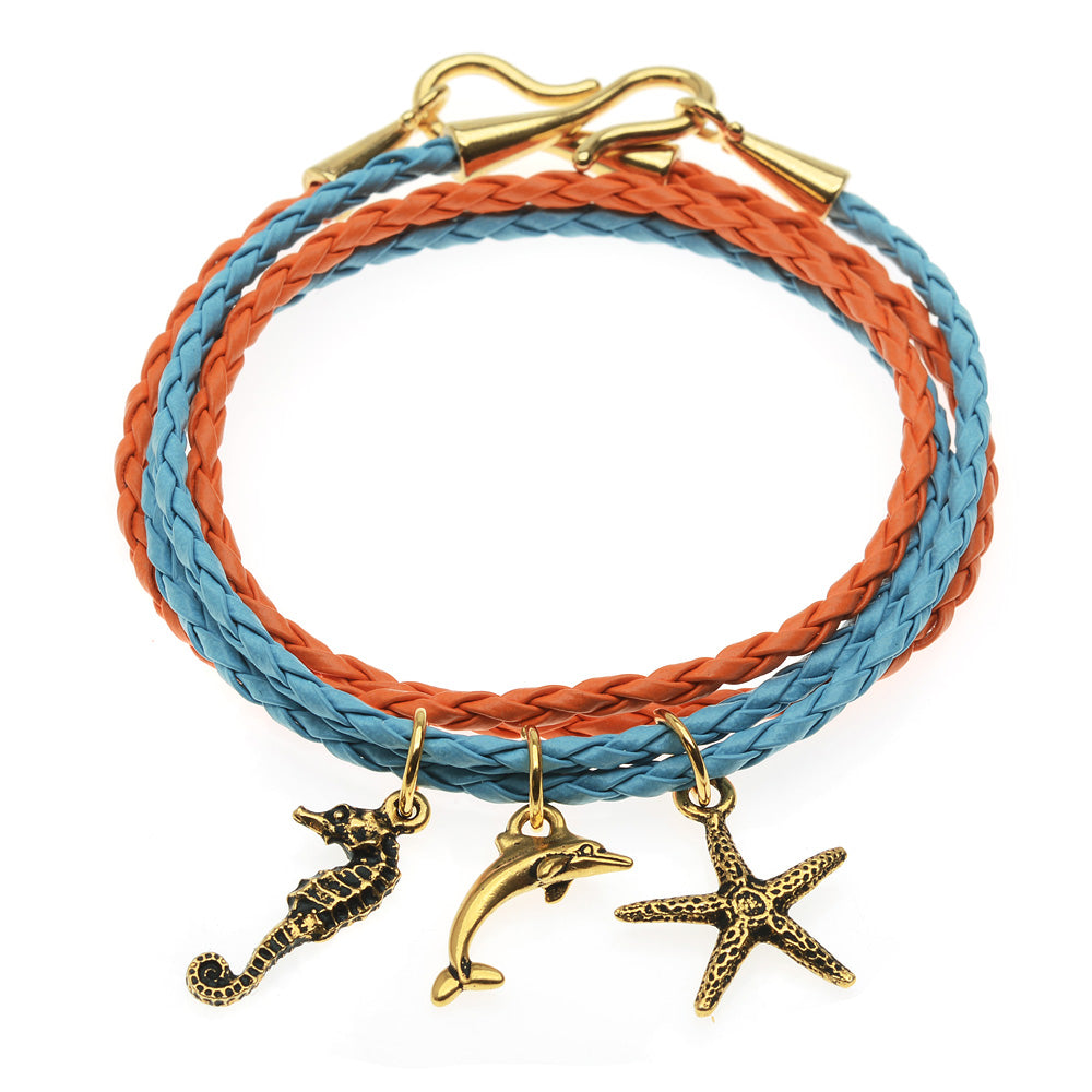 Retired - Caribbean Waves Bracelet Set