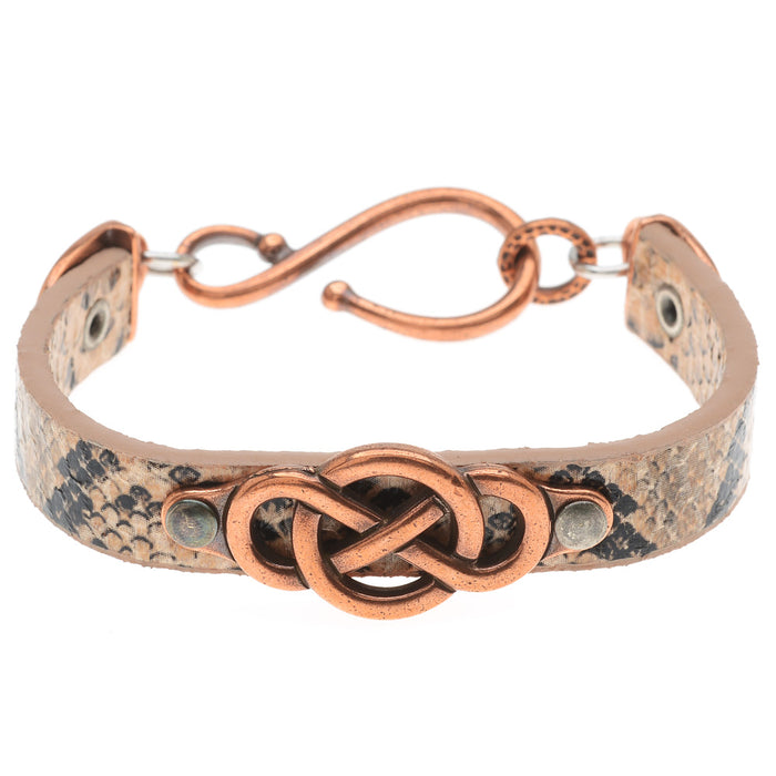 Retired - Ophidian Bracelet in Copper