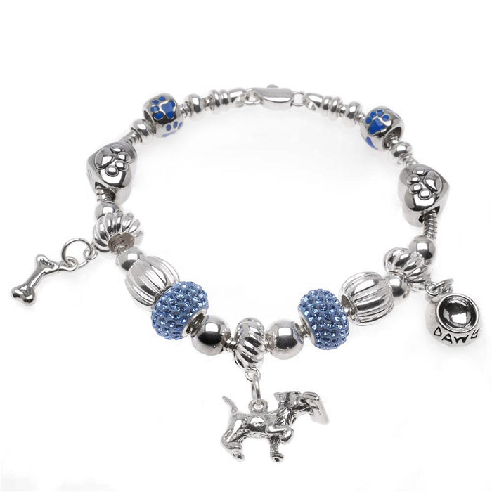 Retired - Blue Dog Days Bracelet