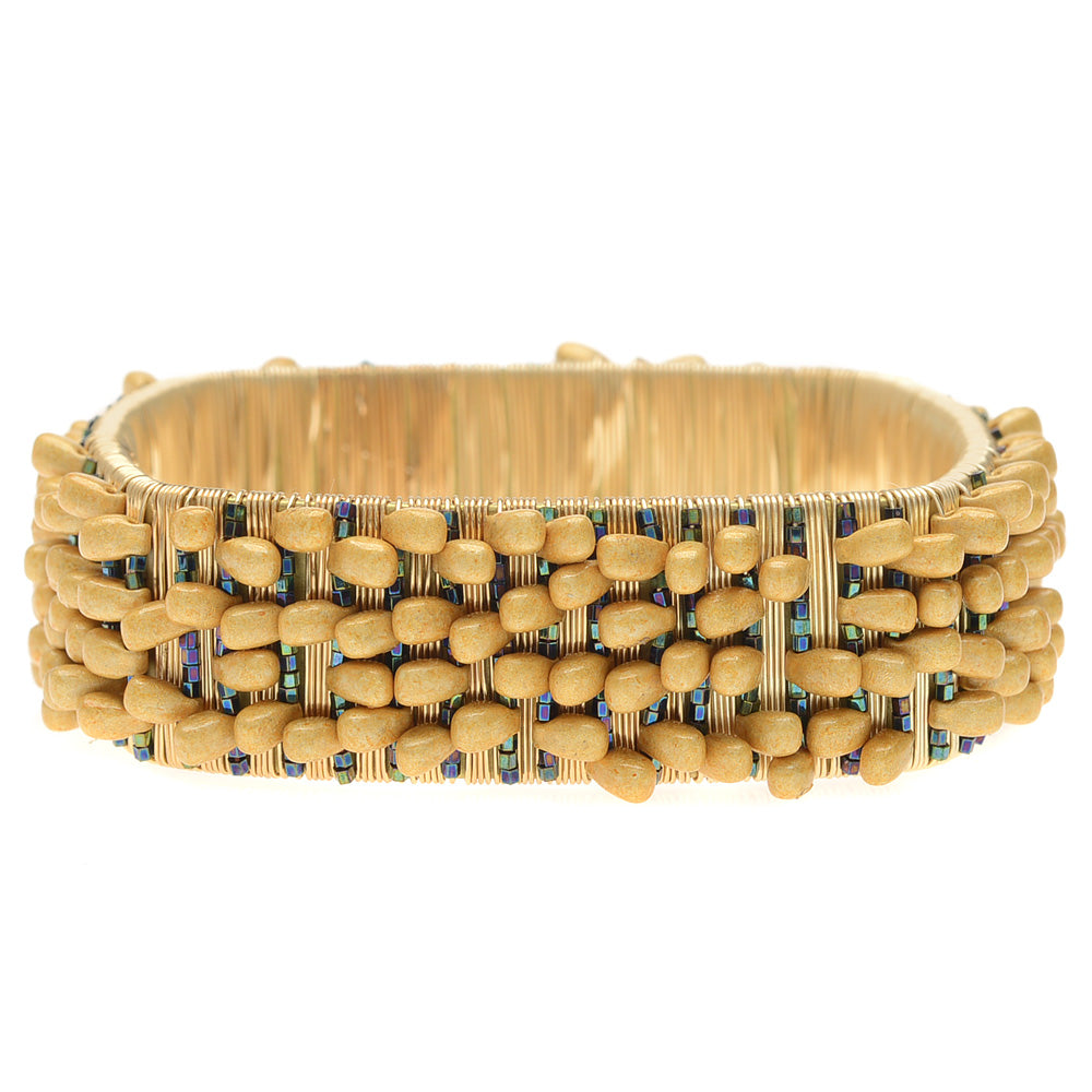Retired - All that Glitters is Gold Bangle