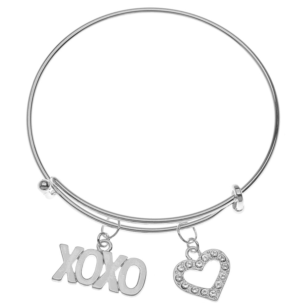 Retired - XOXO Bangle