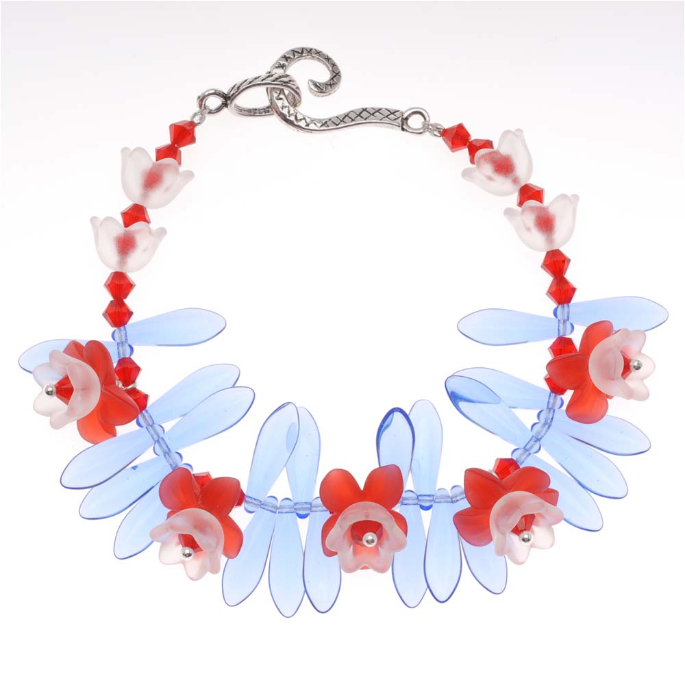 Retired - America in Bloom Bracelet