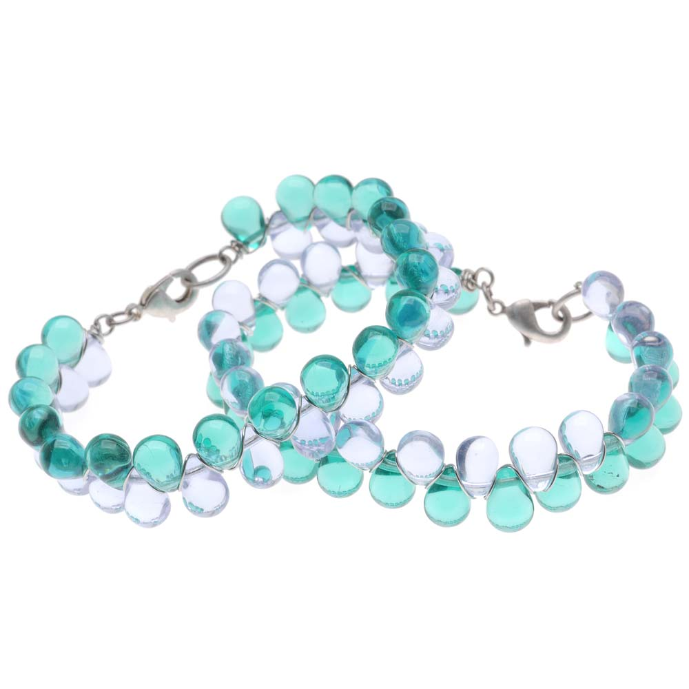 Retired - Ocean Mist Stacking Bracelet Set