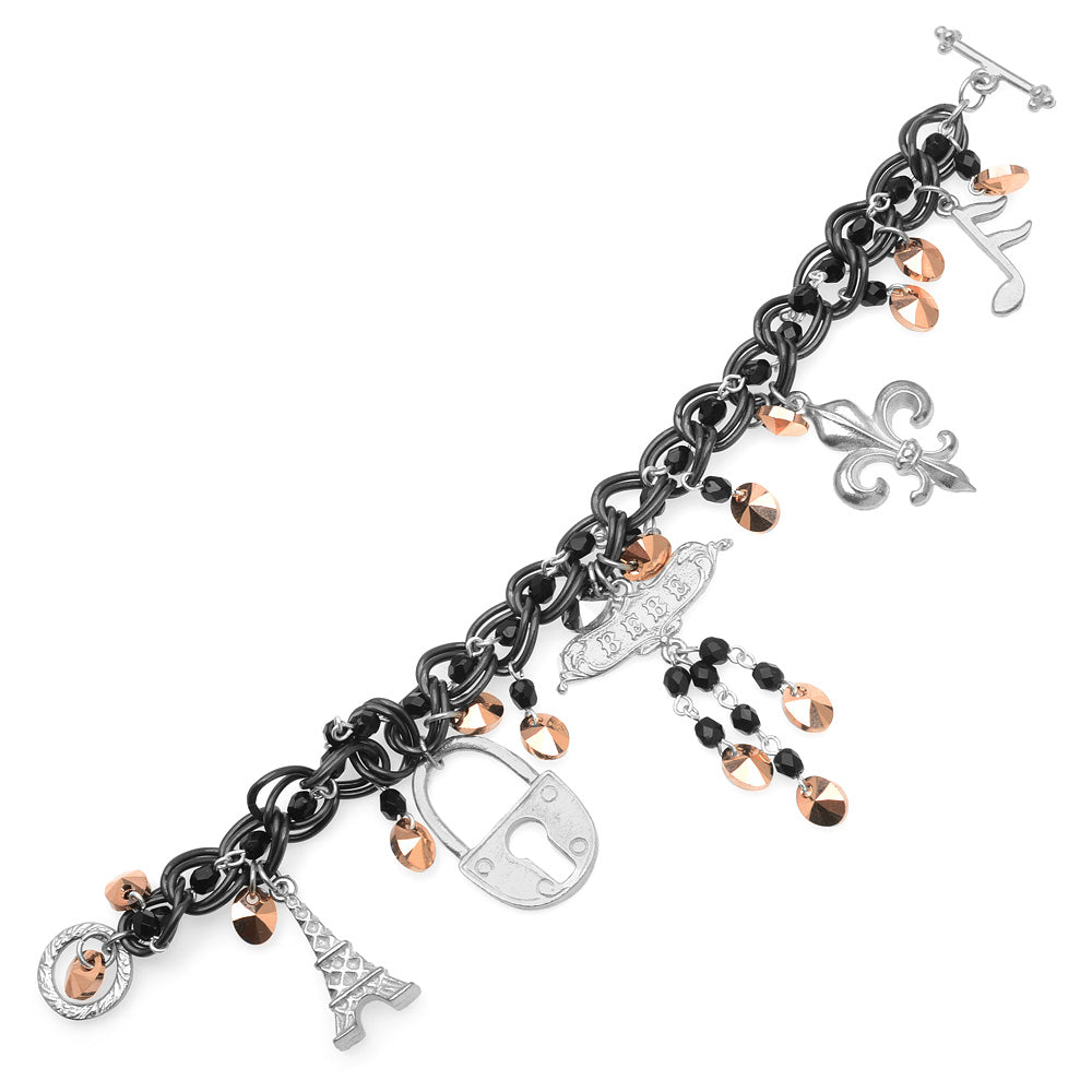 Retired - St. Germain des Pres Charm Bracelet