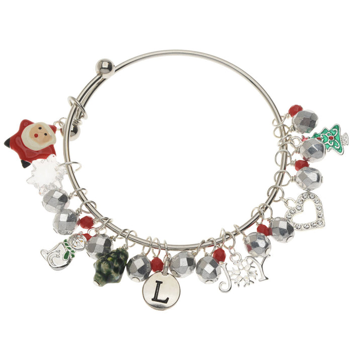 Retired - Lucienne Holiday Bangle