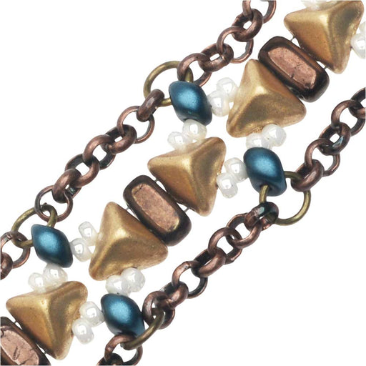Retired - Giza Bracelet in Caramel