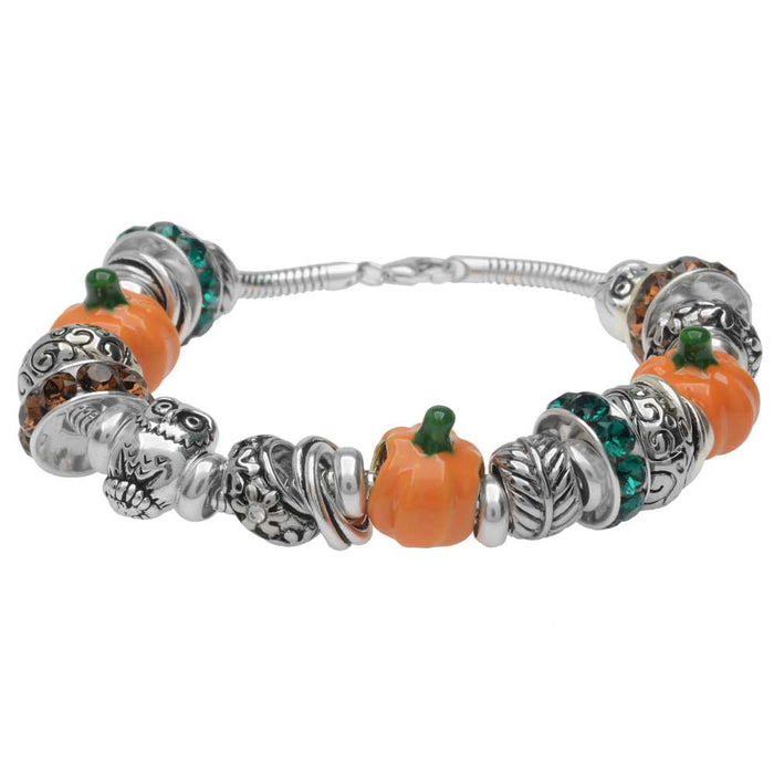 Retired - Pumpkin Patch Bracelet