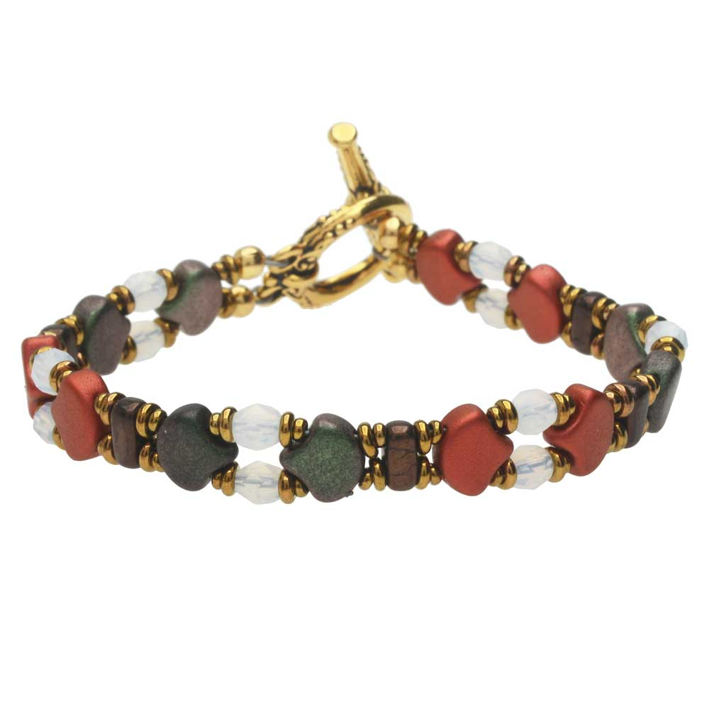 Saratoga Bracelet in Firelight