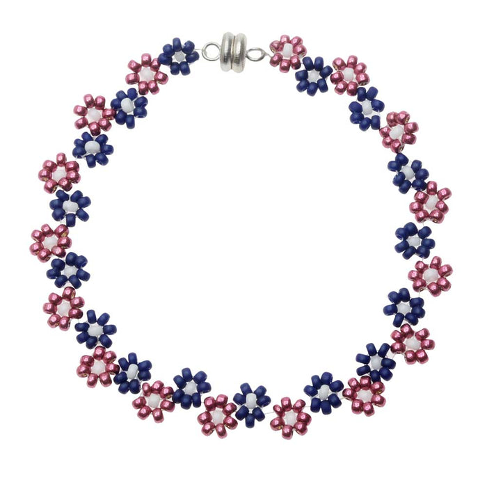 Sweet May Daisy Chain Bracelet