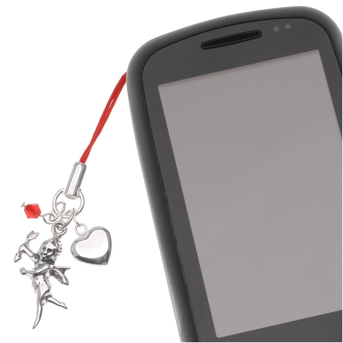 Retired - Aim True Cell Phone Charm